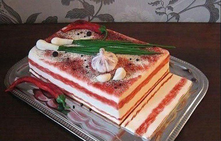 Прослойка с киевского торта