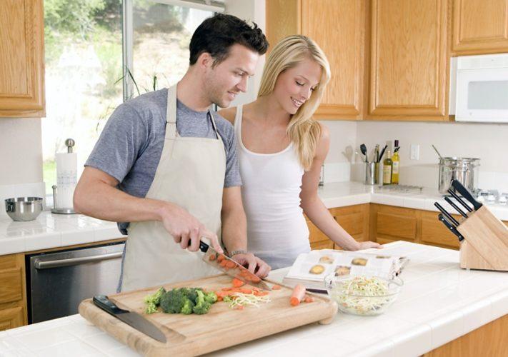 Что приготовить молодому человеку на ужин