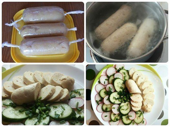 Пп сосиски рецепт с фото
