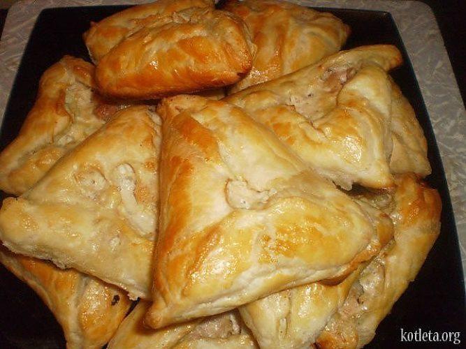 153Курник с курицей и картошкой на дрожжевом тесте рецепт с пошагово