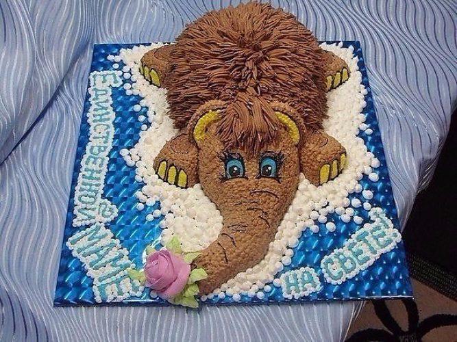 Мастер класс торта единственной маме на свете