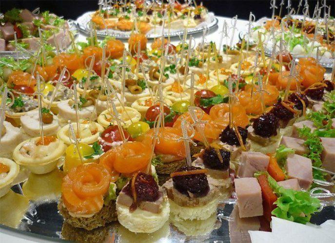 вкусные закуски рецепты с фото на праздничный стол