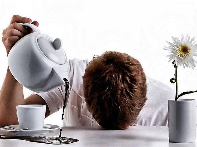 Раздражительность по утрам