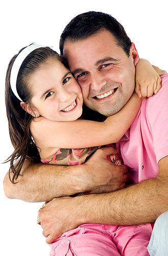 папа отец развел свою дочку с другом