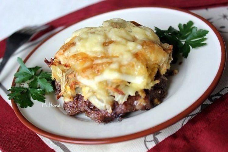 Блюда из фарша мясного рецепты с фото