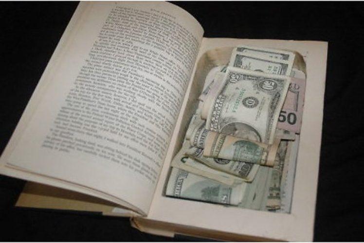 Где можно спрятать деньги в квартире :: где можно взять ...