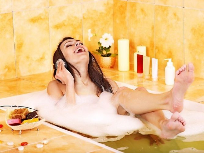 Фото в ванной женщины фото 4999 фотография