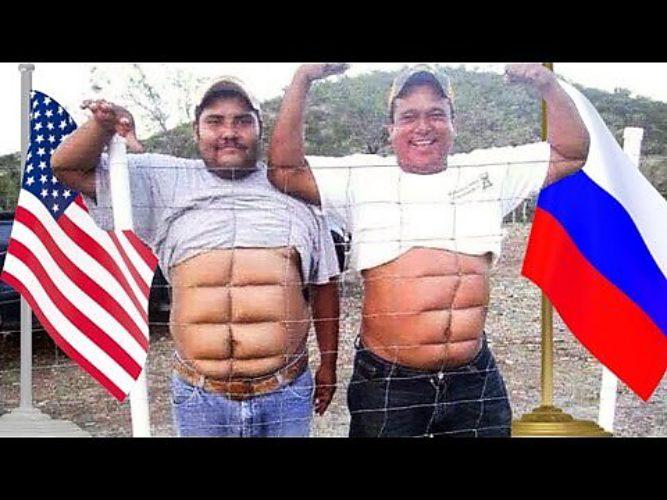чем русские отличаются от американцев особой