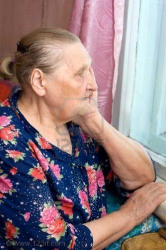 Фото старых женщин частное