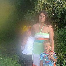 Фотография девушки Елена, 29 лет из г. Погребище