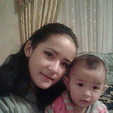 Фотография девушки Тина, 21 год из г. Жалал Абад