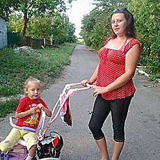Фотография девушки Урбан, 28 лет из г. Славянск