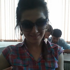 Фотография девушки Жасминка, 22 года из г. Самарканд